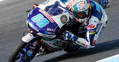Moto3: Jorge Martin marca a pole em Phillip Island