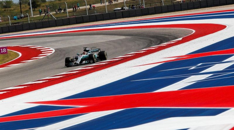 F1: Hamilton lidera Terceiro Treino Livre nos EUA
