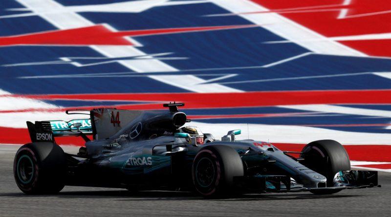 F1: Hamilton marca a pole para o GP dos Estados Unidos, sua pole de número 72