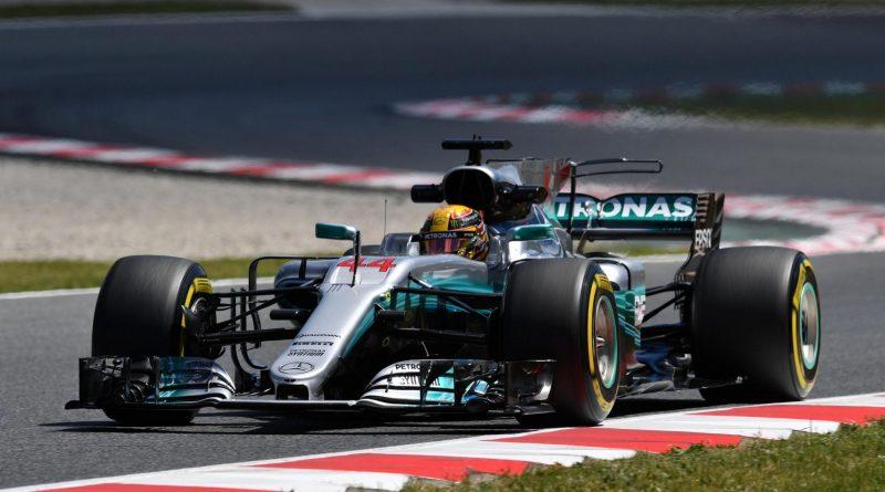 F1: Hamilton termina o dia na frente na Espanha