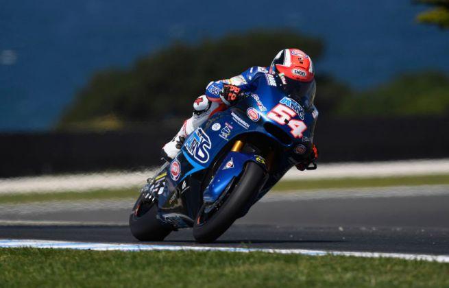 Moto2: Mattia Pasini marca a pole em Phillip Island
