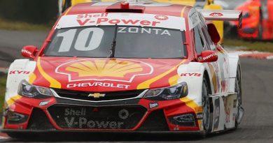 Stock Car: Ricardo Zonta, Shell Racing, marca o melhor tempo no Terceiro Treino Livre em Viamão (RS)