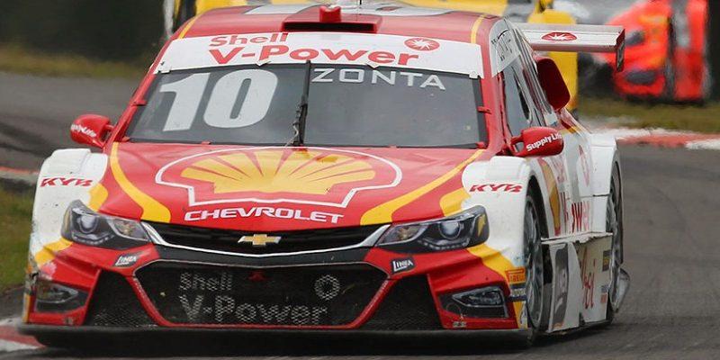 Stock Car: Ricardo Zonta, Shell Racing, marca o melhor tempo no grupo 1 no Terceiro Treino livre em Viamão (RS)