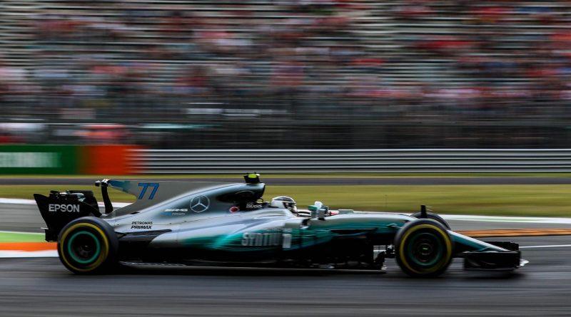 F1: Mercedes faz dobradinha com Bottas na frente, mas Ferrari encosta em Monza