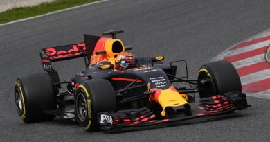 F1: Red Bull renova o contrato de Max Verstappen até temporada de 2020