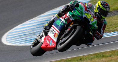 MotoGP: Aleix Espargaró coloca Aprilia no topo da sexta-feira na Austrália