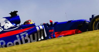 F1: Toro Rosso coloca Kvyat na geladeira e vai com Hartley e Gasly para GP do México