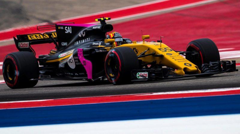 F1: Sainz comemora estreia positiva pela Renault