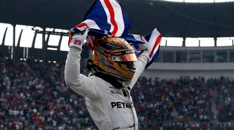 F1: Max Verstappen vence GP do México. Lewis Hamilton conquista o tetracampeonato