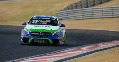 Mercedes-Benz Challenge: Lorenzo Varassin marca o melhor tempo no Segundo Treino em Viamão (RS)