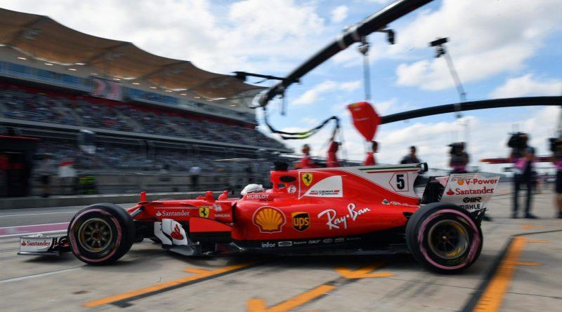 F1: Para Vettel a disputa pelo título ainda não acabou