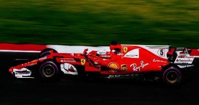 F1: Sebastian Vettel conquista a pole-position para o GP do México