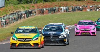 Mercedes-Benz Challenge: Ribeiro e Paioli vencem em Tarumã e sobem na tabela