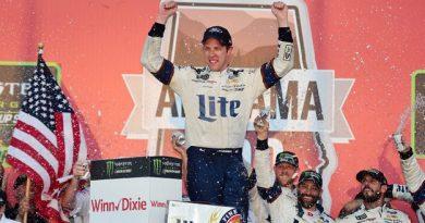 NASCAR Monster Energy Cup Series: Brad Keselowski vence prova de sobrevivência em Talladega