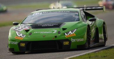 Blancpain Endurance Series: Trio da Grasser Racing Team conquista título de 2017