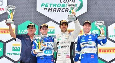 Copa Petrobras de Marcas: Pedro Boesel vence primeira corrida em Viamão