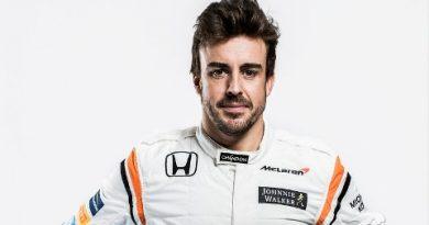 F1: McLaren anuncia renovação de contrato com Fernando Alonso