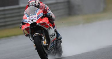 MotoGP: Andrea Dovizioso vence GP do Japão