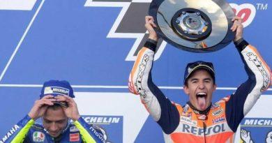 MotoGP: Marc Márquez vence GP da Austrália