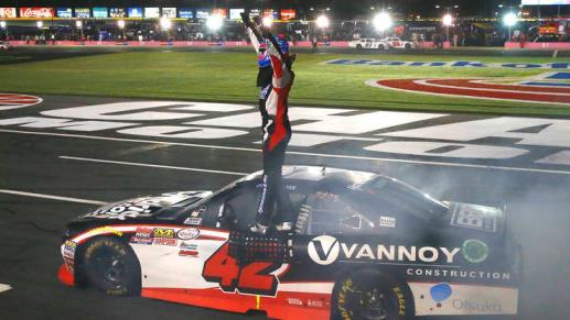NASCAR XFINITY Series: Alex Bowman vence pela primeira vez
