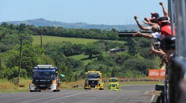 Copa Truck: Dirani e Witold sobem ao alto do pódio da Copa Truck