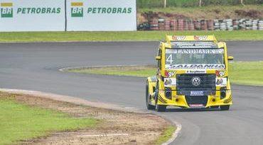 Copa Truck: Giaffone comanda primeiros treinos em Tarumã