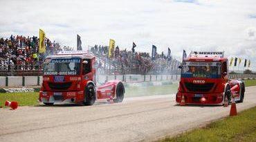 Copa Truck: Categoria leva festival de atrações a Tarumã