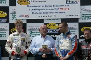 Francês de Endurance: Ligier vence às 4 Horas de Magny-Cours