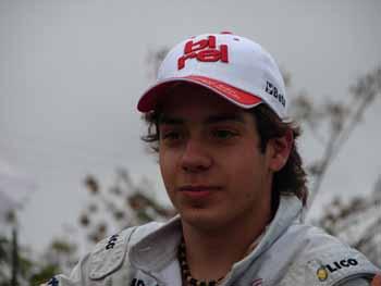 Kart - Brasileiro: Ruiz filho vence, mas não leva