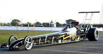Outras: Recordista brasileiro de velocidade será atração em Santa Cruz do Sul