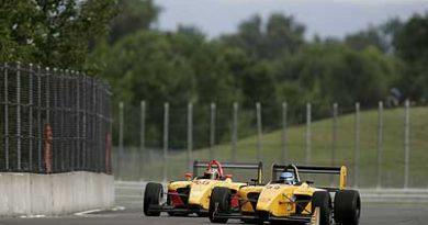 F-Atlantic: Sperafico estréia com 21º lugar no grid em Portland