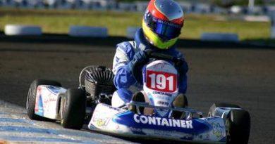 Kart: Alexandre Ruiz Filho treinou em Londrina para abertura do Sul-Brasileiro