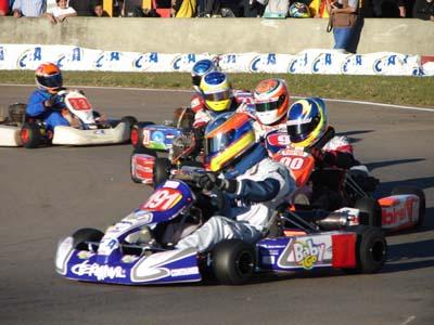 Kart: Motivado pela vitória no Paulista, Ruiz Filho quer o título no Sul-Brasileiro