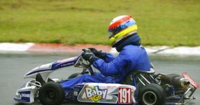 Kart: Ruiz Filho treina em Curitiba pensando no futuro