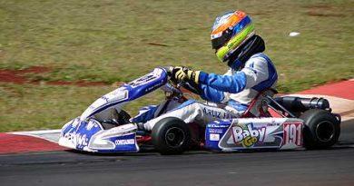 Kart - Brasileiro: Ruiz Filho quer melhorar uma posição em relação a 2005
