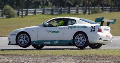 Trofeo Maseratti: Aluízio Coelho fez sua primeira corrida no Automobilismo Nacional