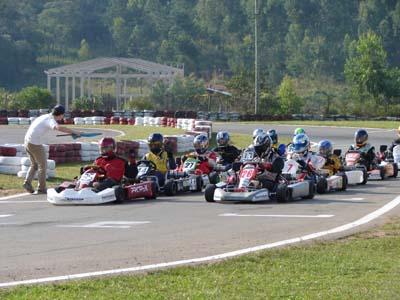 Kart: Copa Integração terá sua terceira etapa neste sábado em Pelotas