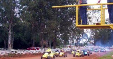 Copa Taquara: Equipes do Kart Cross prontas para o desafio