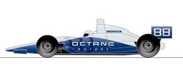 IRL: Daré confirma volta às pistas nas 500 Milhas de Indianapolis