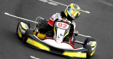 Kart: Oakley patrocina piloto brasileiro