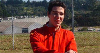 Kart: Massoni Racing abalada com a morte de Elk Alves Jr.