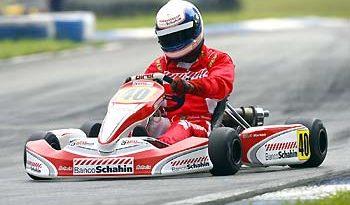 Kart: Fabiano Machado é o campeão de ultrapassagens em Florianópolis