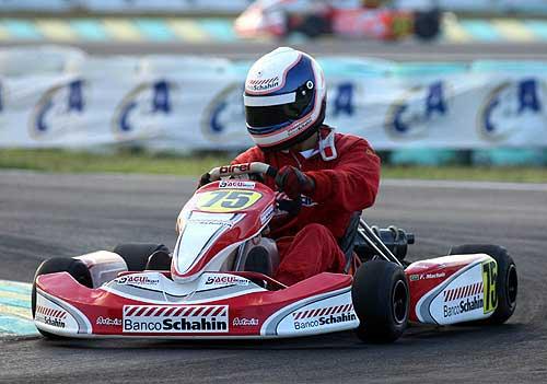 Kart - Brasileiro: Fabiano Machado disputa em Florianópolis o principal campeonato do país