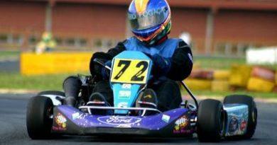 Kart: Fábio Fogaça participa de seu primeiro Campeonato Brasileiro