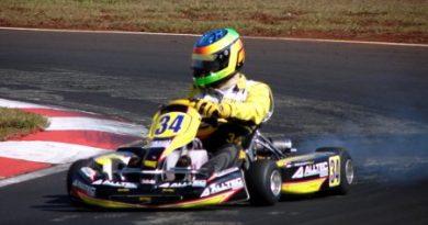 Kart: Fábio Gomide busca vitória no Paulista Light