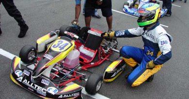 Kart: Fábio Gomide troca de equipe para a disputa da etapa final do Paulista Light