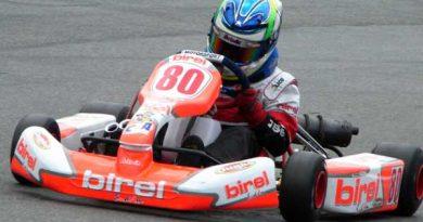 Kart: Felipe Fraga disputa o Capacete de Ouro pelo segundo ano seguido
