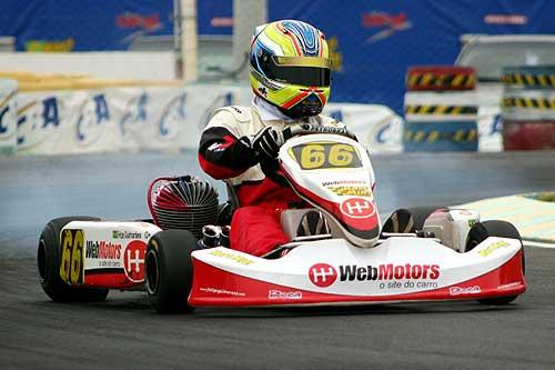 Kart - Brasileiro: MSC está na briga pelo título