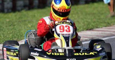 Kart: Mineiro faz 5ª etapa em Betim, no Kartódromo Toninho da Matta