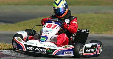 Kart: Henrique Martins faz primeiro treino na categoria Shifter